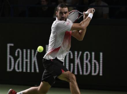 Чилич първи стигна полуфинал в Женева