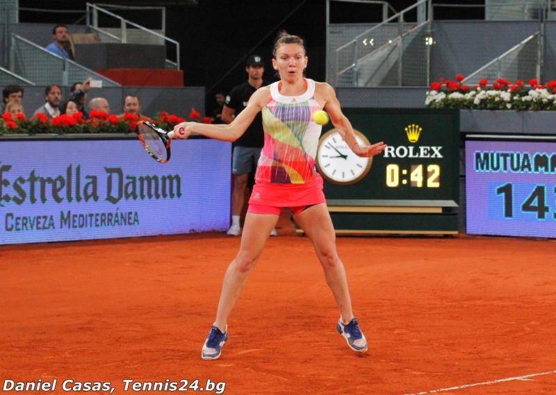 Симона пред Tennis24.bg: Мечтая за трофея Йон Циряк