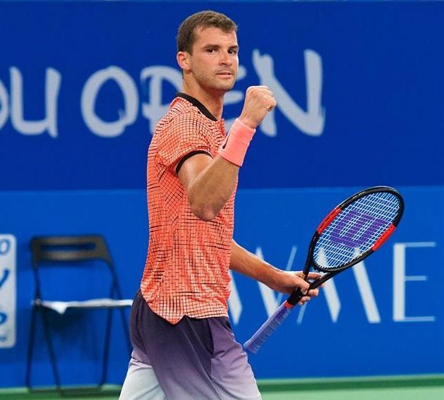 Григор срещу испанец на полуфинала - програма