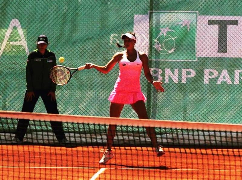 Петя Аршинкова на четвъртфинал в Созопол