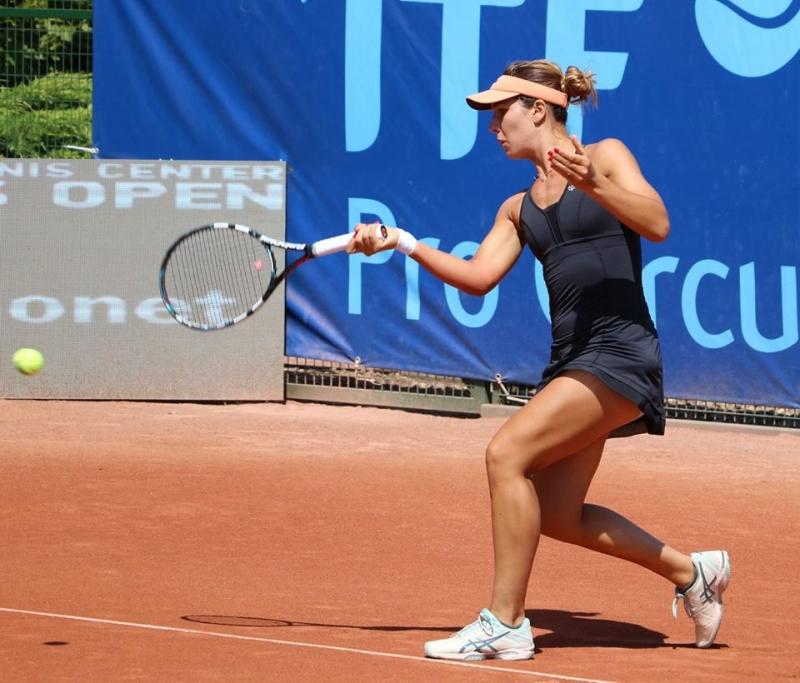 Елица Костова приключи на четвъртфинал