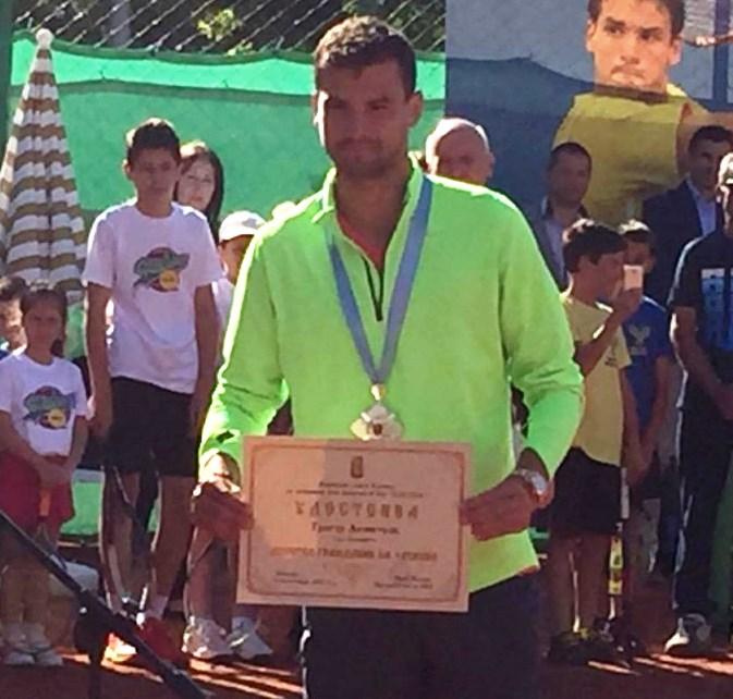 Григор Димитров е Спортист на годината за Хасково