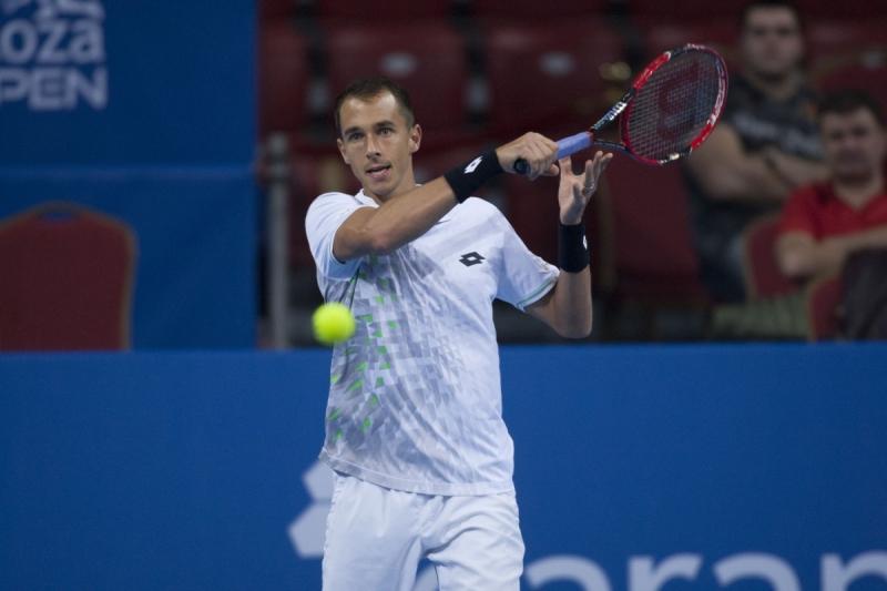 Росол и Гулбис са най-мощните в тениса