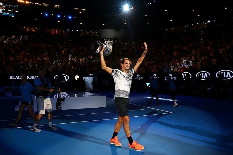 Федерер: Трудът ми в последните 6 месеца беше възнаграден