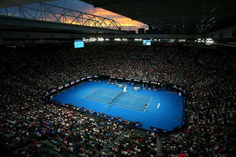 Програма за Australian Open, ден VIII