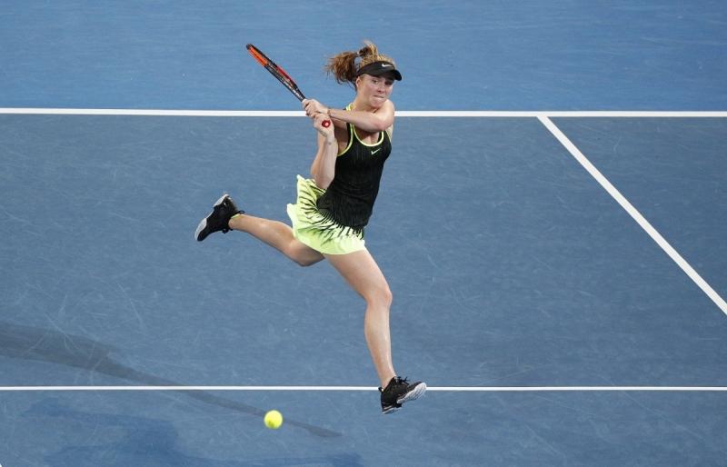 Свитолина победи Кербер в 3 сета
