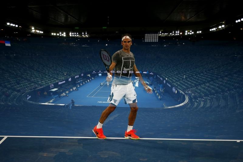 Виландер: Федерер нямаше да се върне, ако не е готов за голям трофей