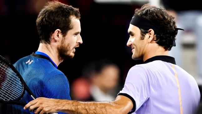 Федерер победи Мъри благотворително в Цюрих (видео)