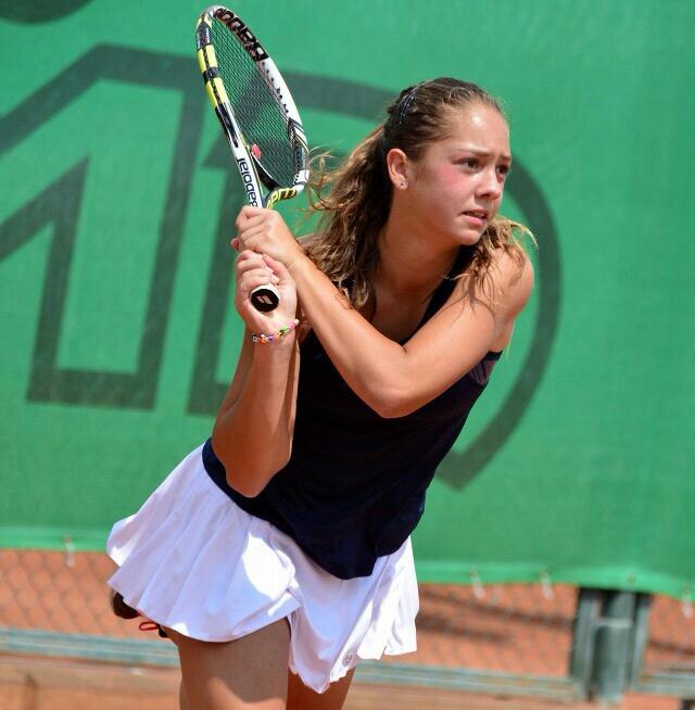 Кафтанова иска да влезе в световната ранглиста
