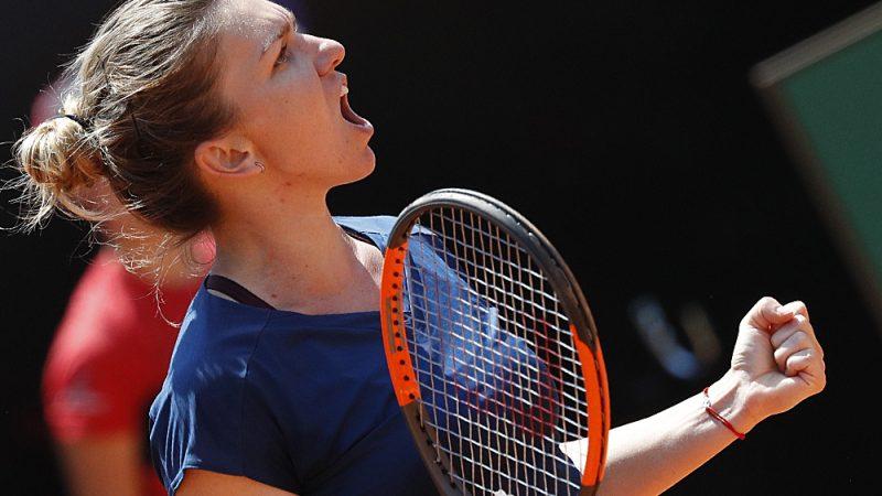 Победа №10 за Халеп я изведе на финал в Рим