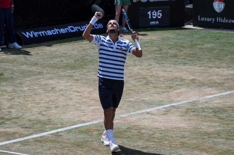 Фелисиано Лопес на финал в Щутгарт след луд мач
