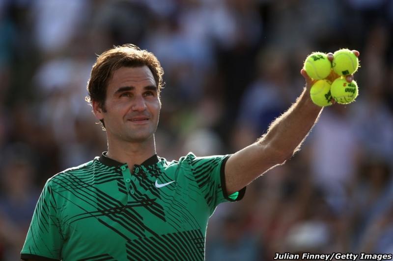 ВИДЕО: 20 божествени точки от Федерер