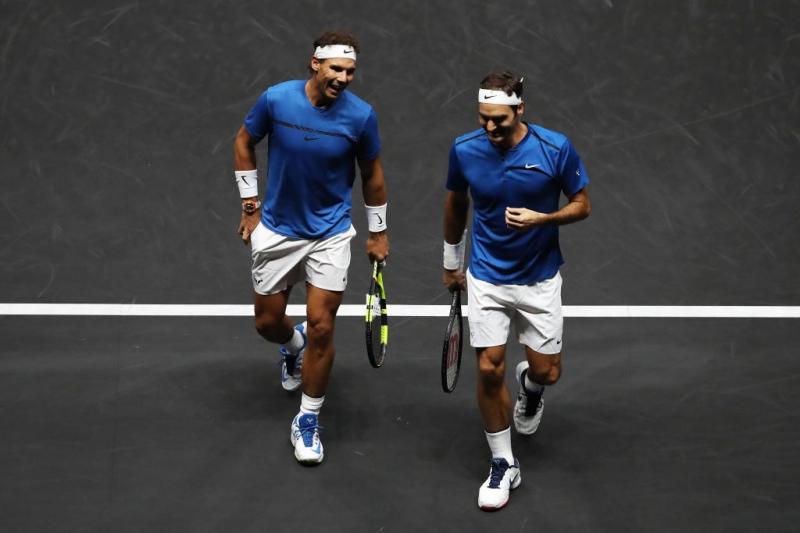 Федерер: Очаквах Надал да се откаже от Шанхай