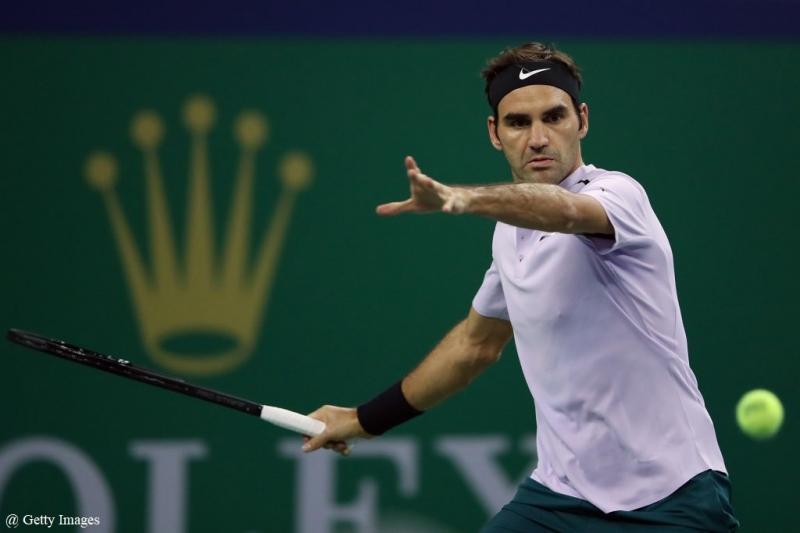 Федерер спечели гейм за 47 секунди (видео)