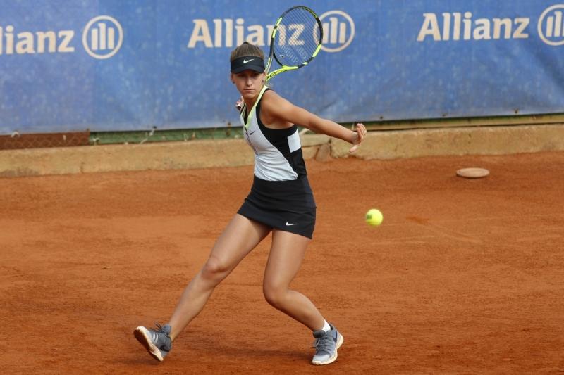 Гергана Топалова започна с две победи в Уругвай