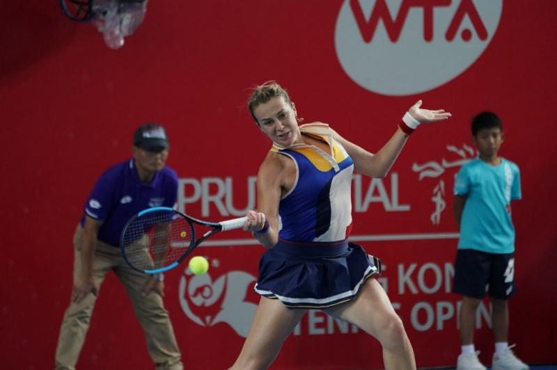 Павлюченкова с 11-и трофей
