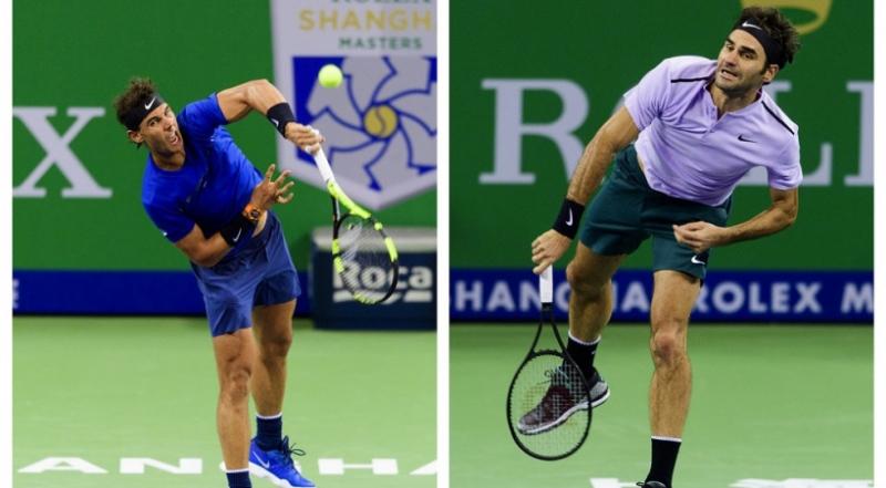 Ще спре ли Федерер серията на Надал? Гледайте финала в Шанхай онлайн тук
