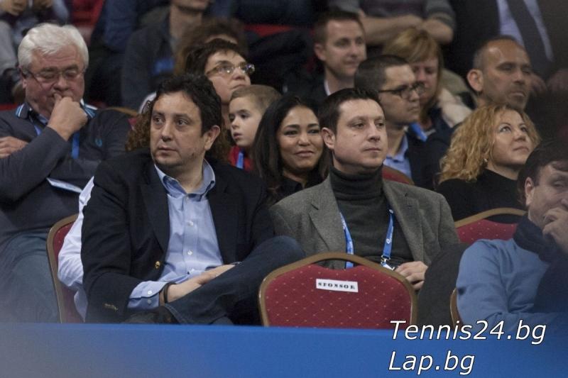 Стефан Цветков с пост в Залата на славата