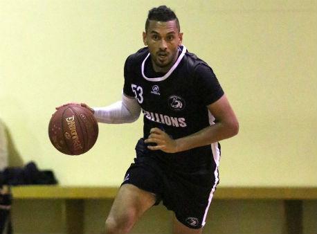 Кириос блести в баскетболен мач