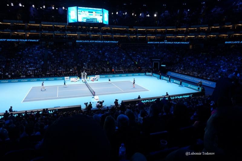 Програма за турнира в Лондон за вторник