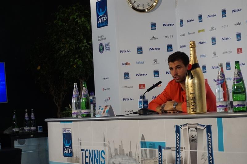 Шампионът пред Tennis24.bg: Чувствах се малко като в София