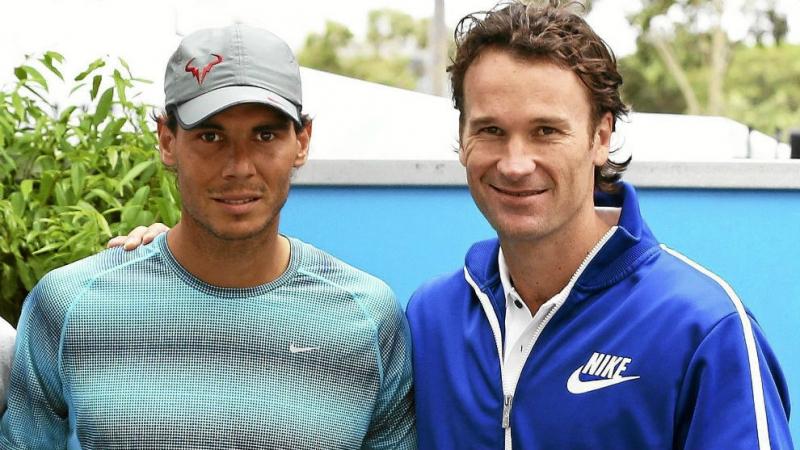 Треньорите на Федерер и Надал кандидати за №1