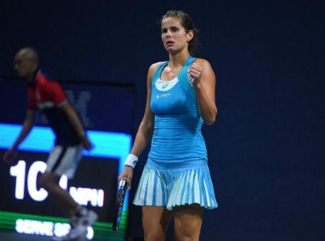 Юлия Гьоргес стигна финала в Китай