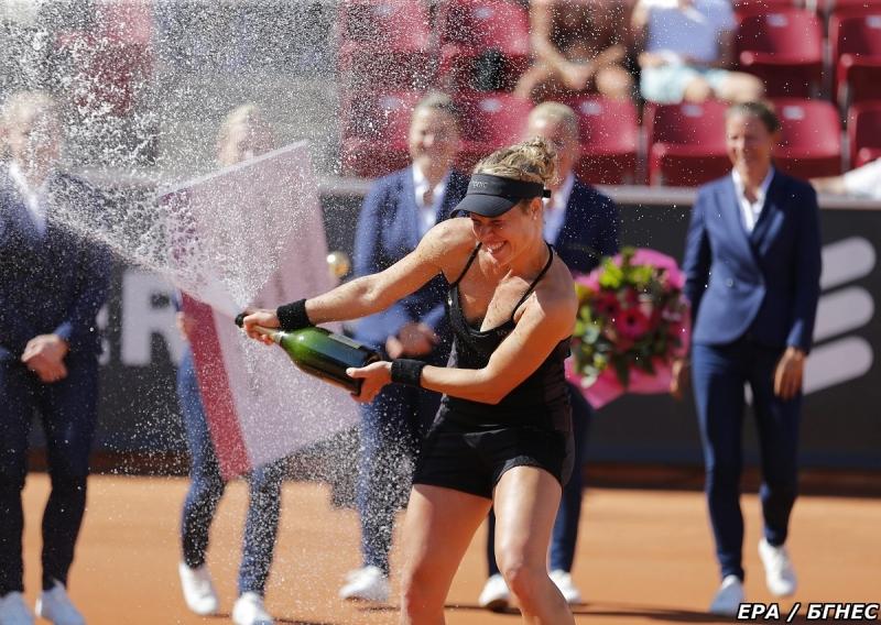 Силна германка е аут за Australian Open