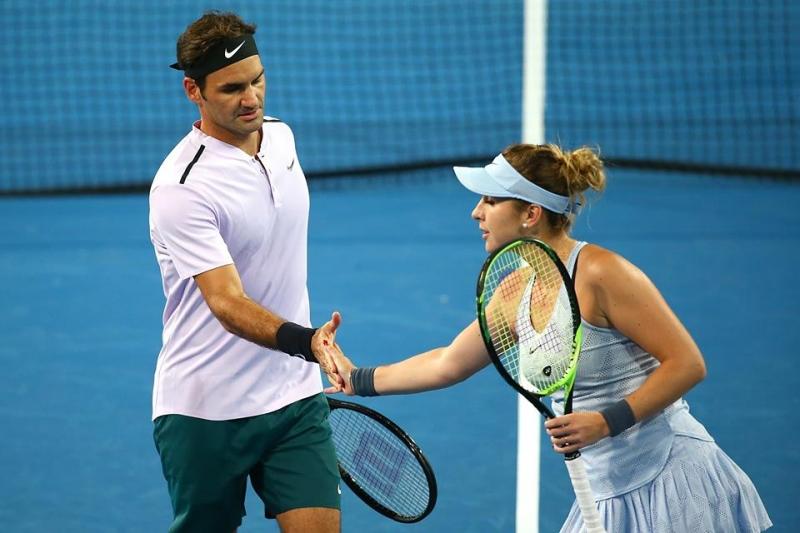 Федерер и Швейцария започнаха с успех
